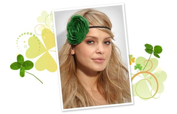 nordstrom green head wrap