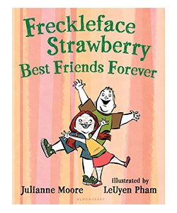 Freckleface Strawberry: Best Friends Forever | Sheknows.com