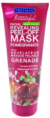 Freeman Beauty's Pomegranate Facial Revealing Peel-Off Mask