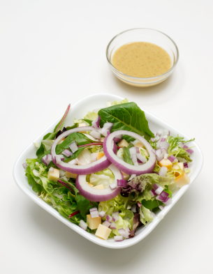 French mustard salad dressing