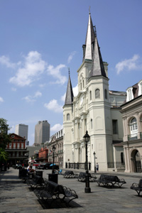 French Quarter Hot Spots