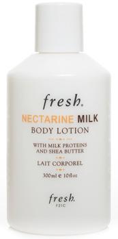 Fresh Nectarine Milk Body Lotion