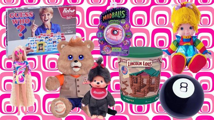 19 Throwback Toys to Inspire Nostalgia