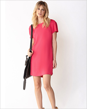 Shop the look: Forever 21 Simply Stated Shift (forever21.com, $25)