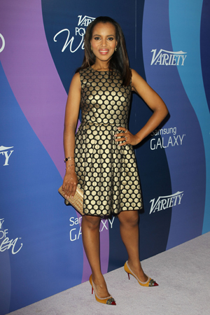 Kerry Washington at Variety's 5th Annual Power Of Women Event