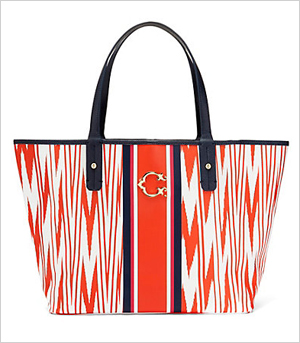 Shop the look: C. Wonder Printed Signature Tote (Kourtney's exact tote) (cwonder.com, $78)