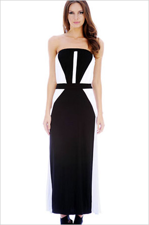 Shop the look: Buffalo David Bitton Kalena Strapless Dress (lordandtaylor.com, $59)