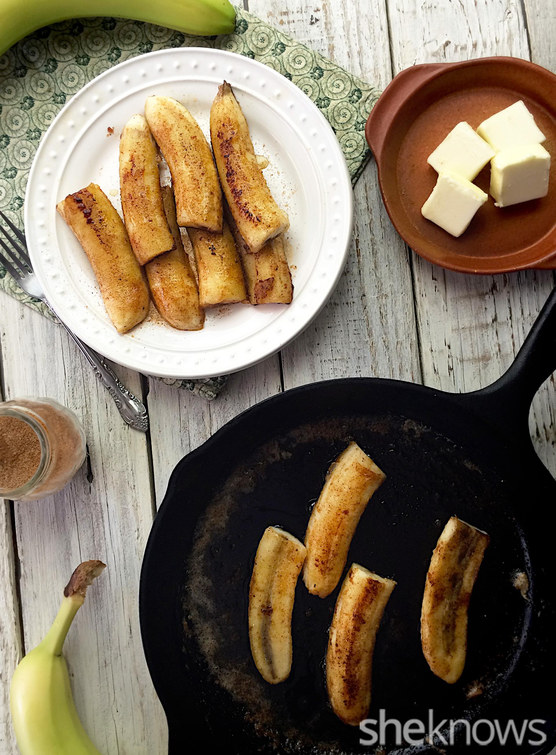brazilian fried bananas