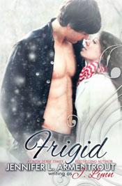 Frigid book cover