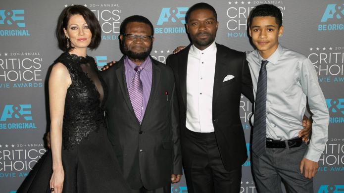 David Oyelowo's Critics' Choice tux reveals