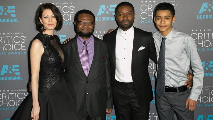 David Oyelowo's Critics' Choice tux reveals