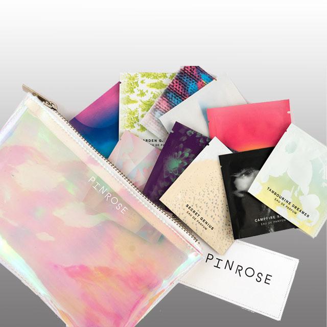 Pinrose Sampler Traveler Pack