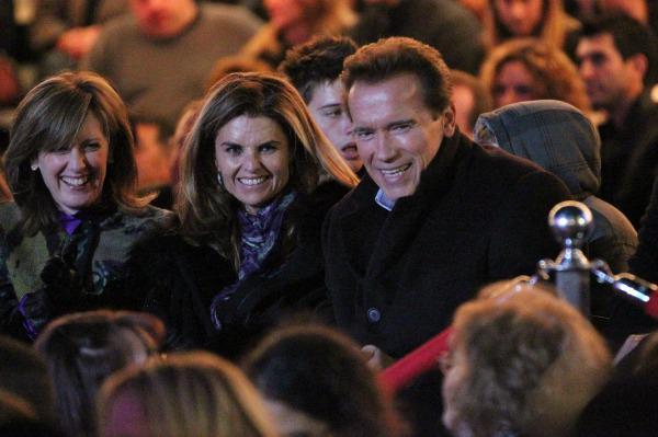 Arnold Schwarzenegger & Maria Shriver: No