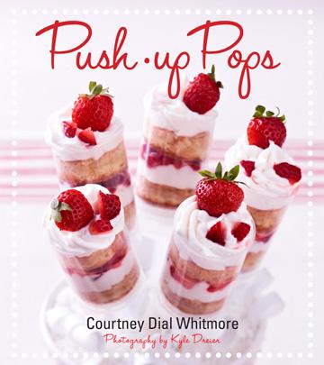 Push up Pops cookbook