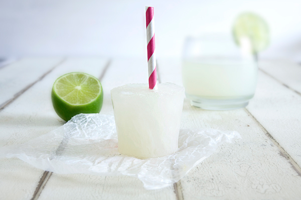 Frozen Lime Rickey