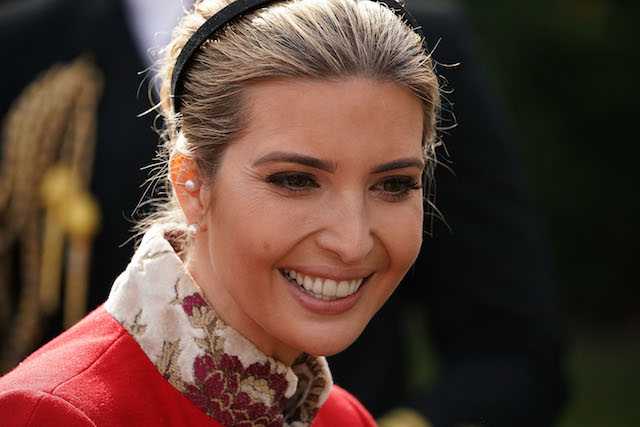 Check out these celebrities' Starbucks orders: Ivanka Trump