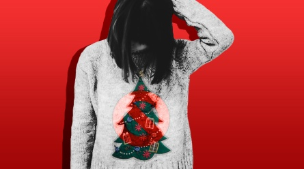 People Triggered by the Holidays Don't