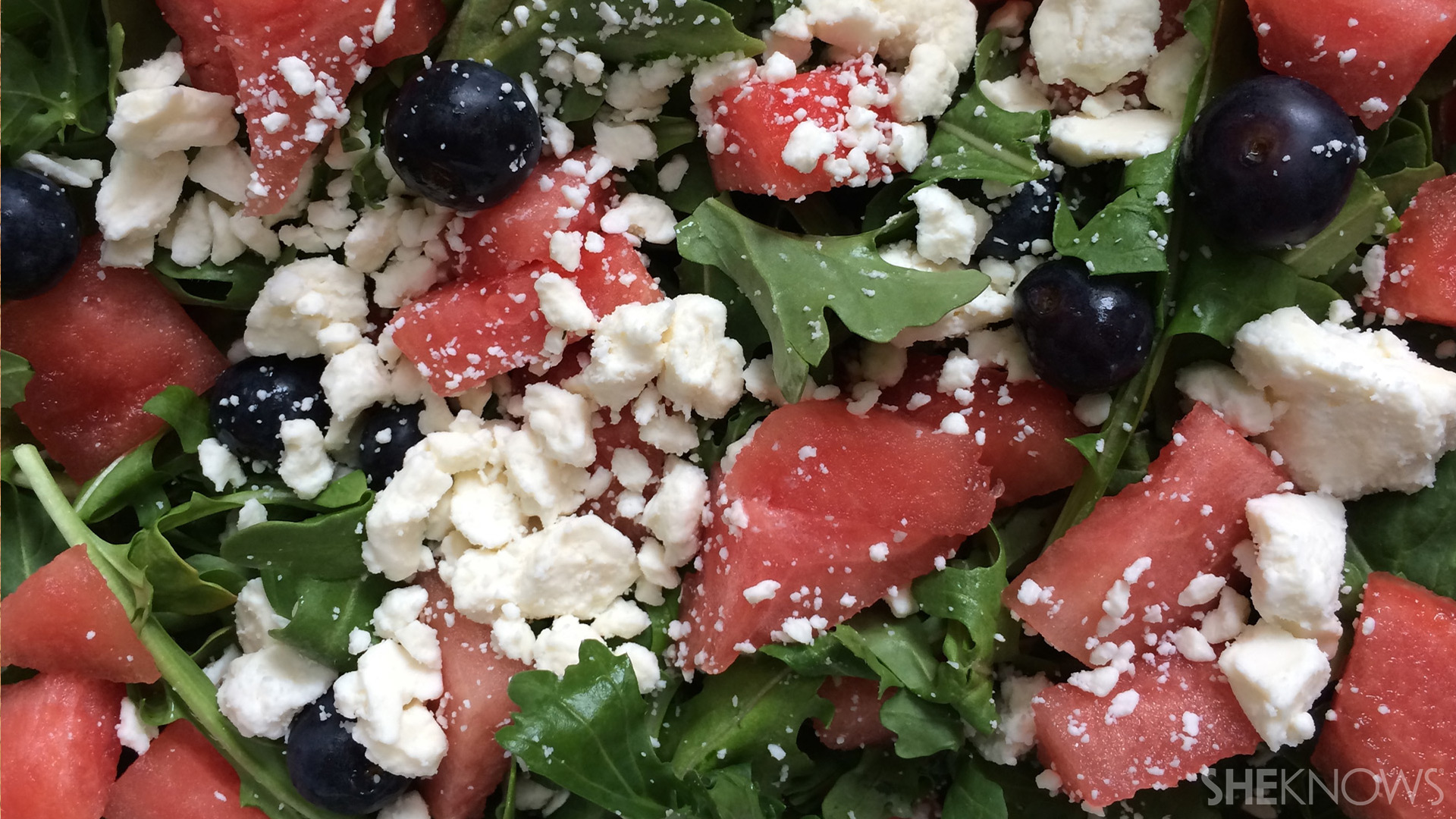Fruit and feta salad | Sheknows.com