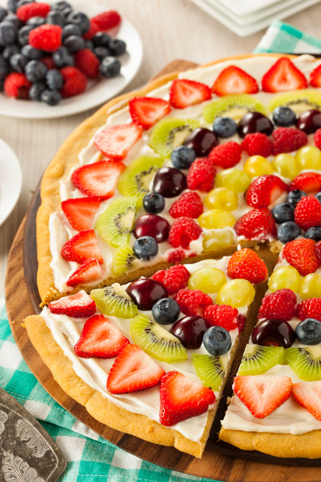 Light summer dessert recipes