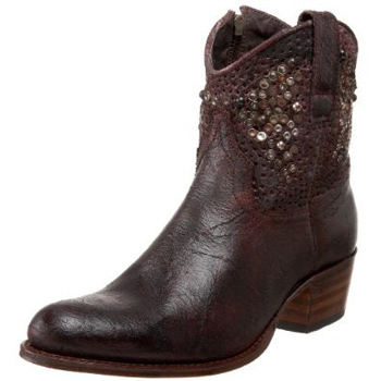 Deborah studded hardness frye boots