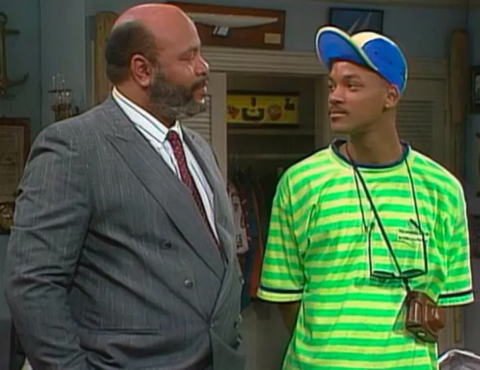 Will Smith from 'The Fresh Prince of Bel-Air'