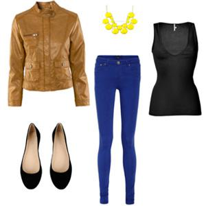 5 Cute leather jackets to add