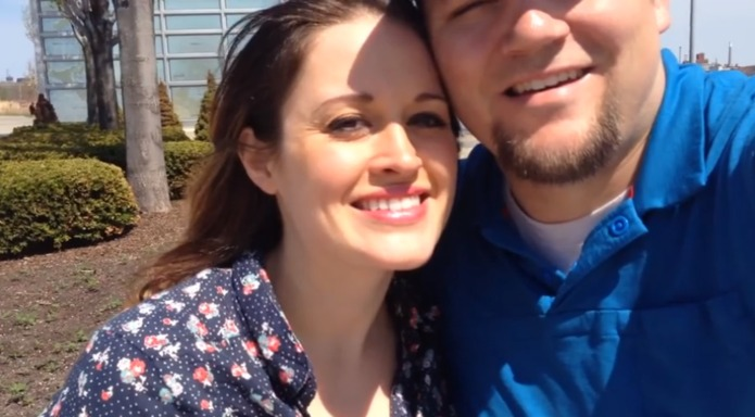 Man's selfie proposal really might be