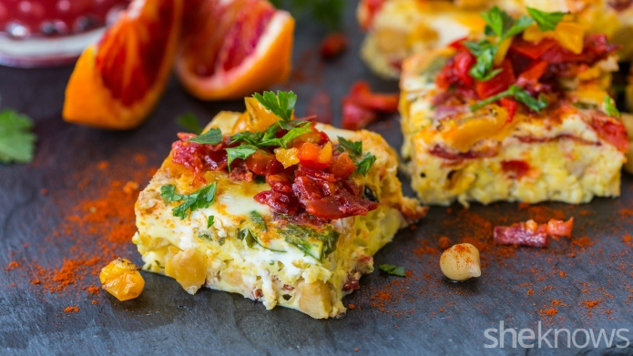 Slow Cooker Sunday: Spanish breakfast frittata