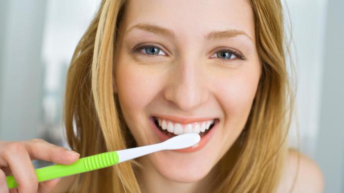 Charcoal as teeth whitener — we