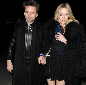 Are Kate Hudson and Matthew Bellamy