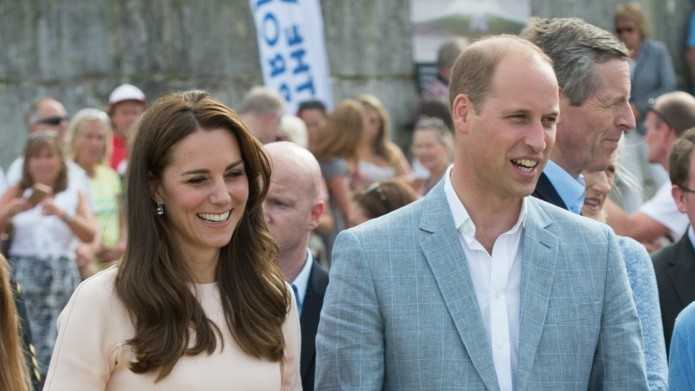 Prince William totally knows his mom
