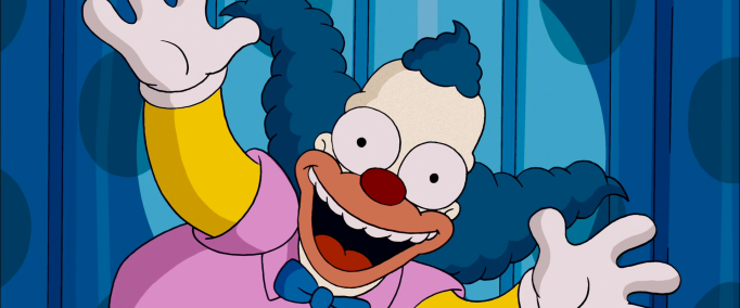 The 15 Creepiest Clowns in Pop Culture: Krusty the Clown