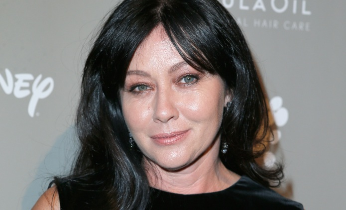 Shannen Doherty's photos documenting her breast