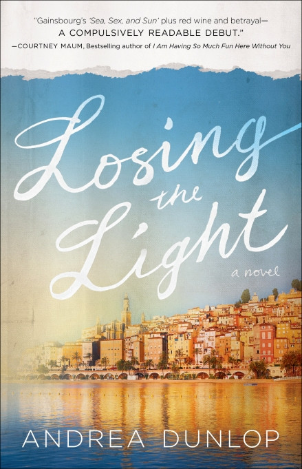 'Losing the Light' Andrea Dunlop