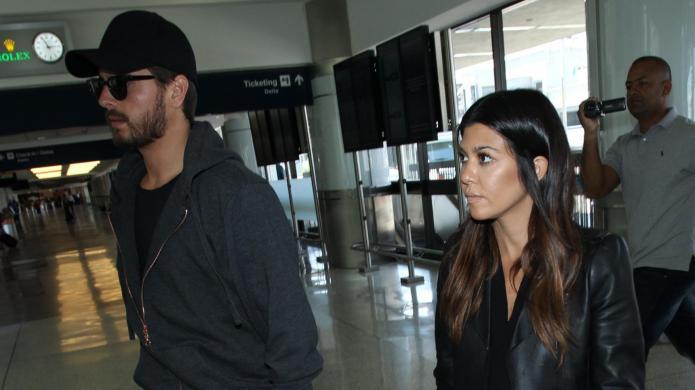 Kourtney Kardashian to Scott Disick: Be