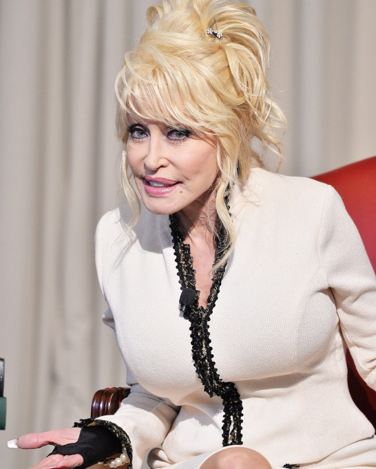 Dolly Parton February 2018