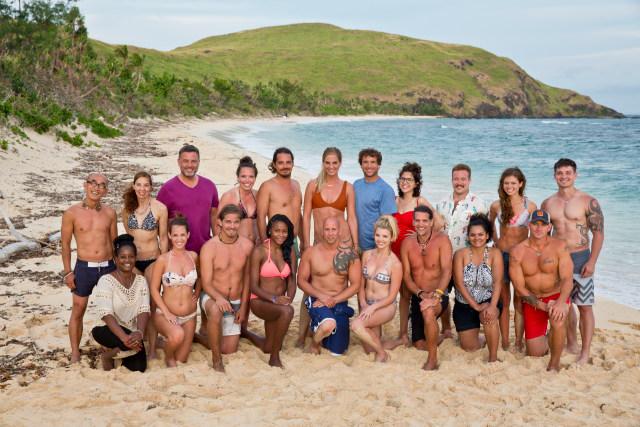 Survivor: Game Changers full cast photo