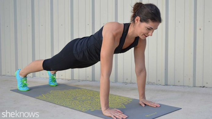 How to Seriously Upgrade Your Push-Up