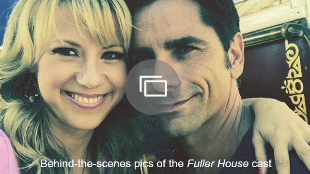 full house behind the scenes slideshow
