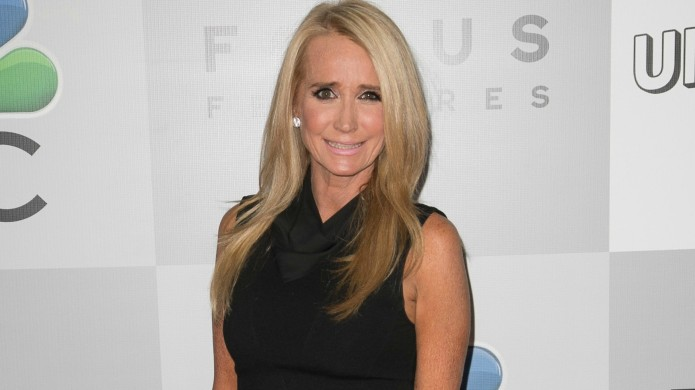 Kim Richards is making new strides