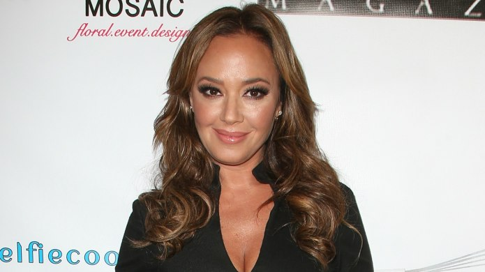 Leah Remini suggests police are lying