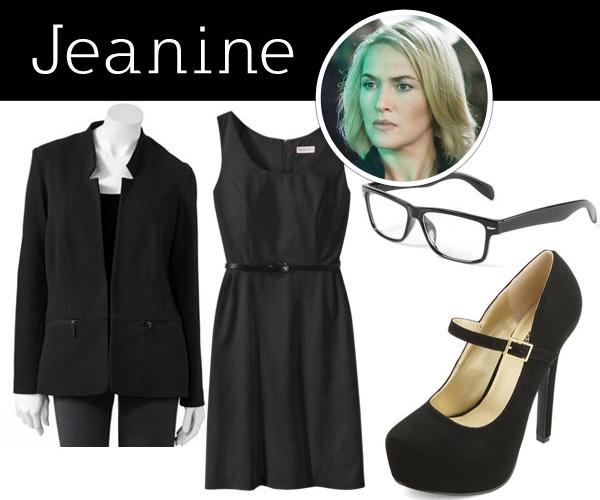 Dress like a Divergent: Jeanine Matthews