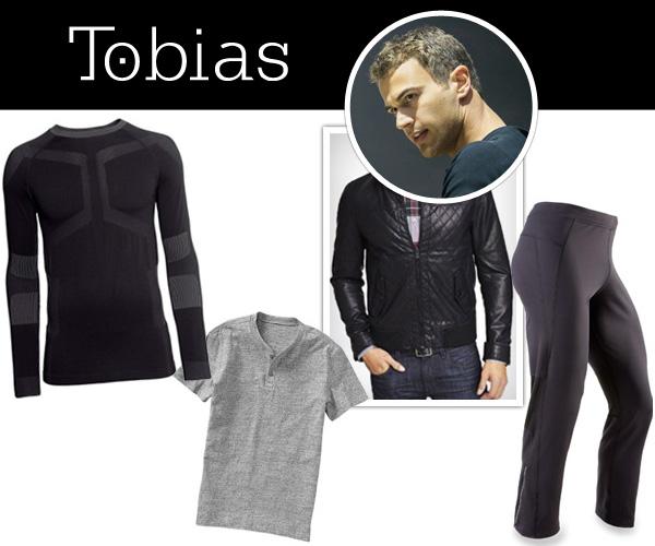 Dress like a Divergent: Tobias