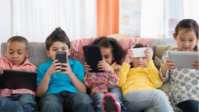 Kids Socialize Virtually — and Spend