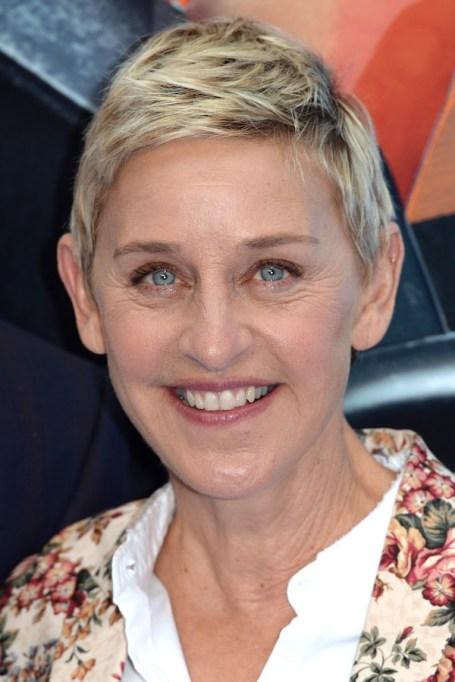 Ellen DeGeneres Finding Dory premiere