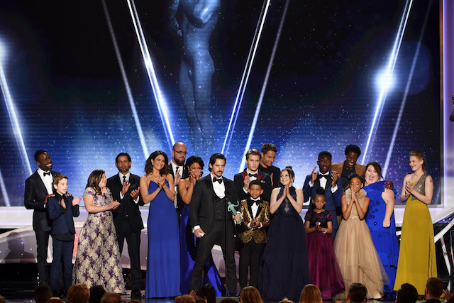 Best Winners' Speeches from the SAG Awards 2018: The Cast of 'This Is Us'