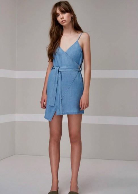 Denim Dresses Are Back: The Fifth Label Blue Eyes Dress | Summer Fashion Trends