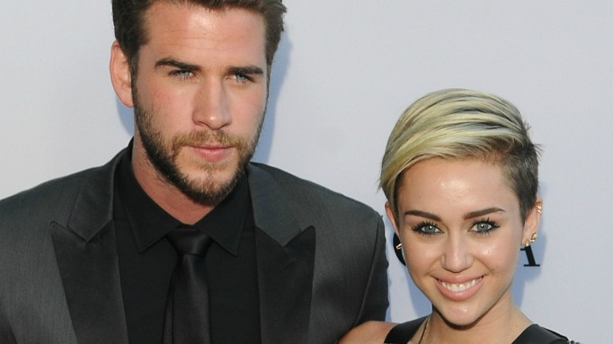 Miley Cyrus and Liam Hemsworth relationship