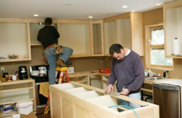How to renovate your kitchen to