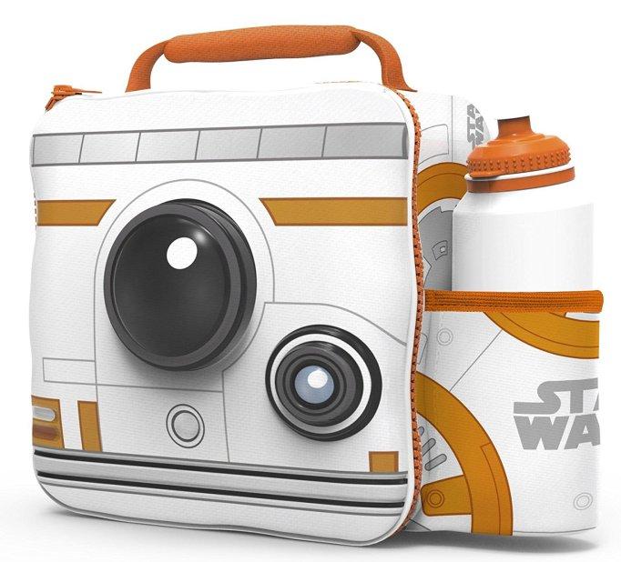 Star Wars 3D BB8 Lunch Box